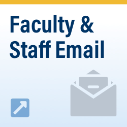 Faculty and Staff Email
